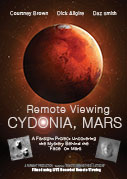 Remote Viewing Cydonia, Mars